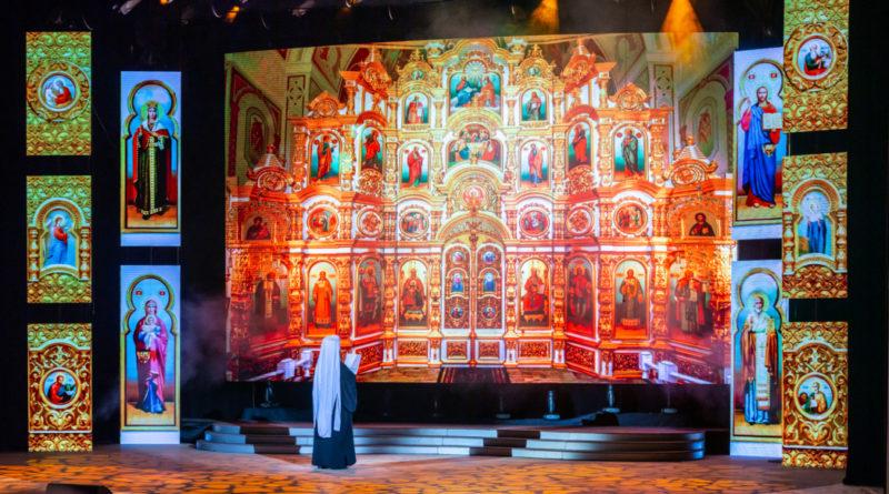 Молитва за Россию и ее воинство прозвучала в рамках вечера памяти М.Т. Калашникова