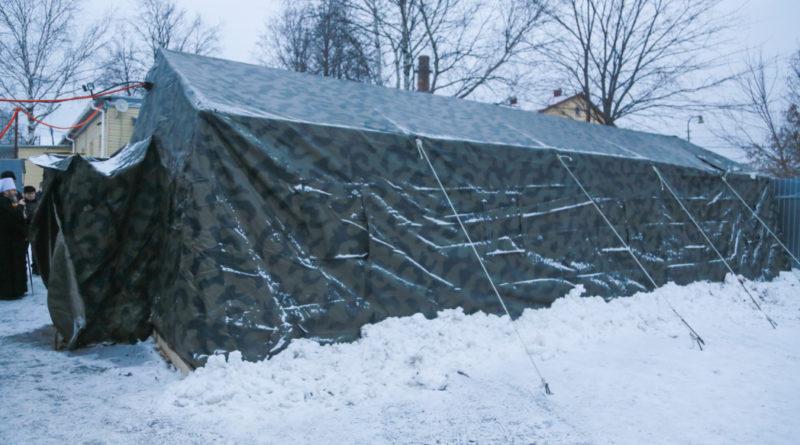 В Ижевске в пятый раз открылся «Тёплый кров»