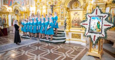 В столице Удмуртии впервые прошел Крещенский фестиваль