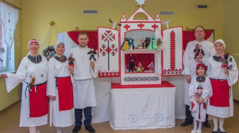 Православный театр «Странник» завершил рождественские гастроли