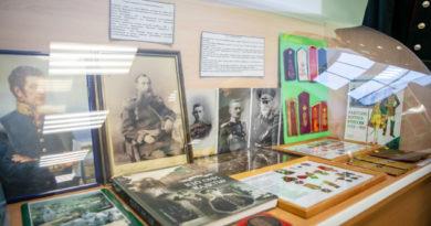 В Духовно-просветительском центре открылась экспозиция, посвященная 75-летию победы в Великой Отечественной войне