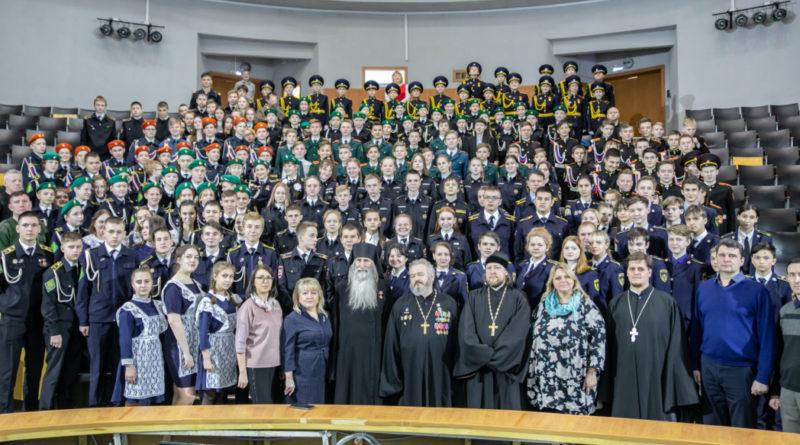 В Ижевской епархии прошли миссионерские встречи с монахом Киприаном (Бурковым)