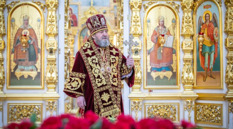 10 мая митрополит Ижевский и Удмуртский Викторин отметил свой день рождения