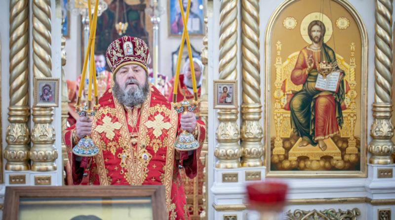 Торжества в честь 125-летия храма вмч. Пантелеимона г. Воткинска
