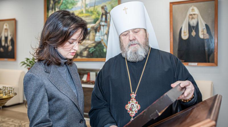 Мит. Викторин встретился с и.о. заместителя Председателя Правительства