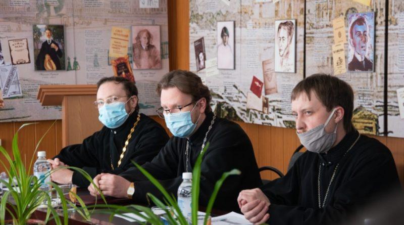 Фото пресс-службы Казанской православной духовной семинарии