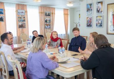 Состоялось организационное собрание по проведению большого хорового собора